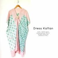 Dress Batik Kaftan