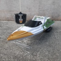 Mainan Rc Speed Boat Remote Control - Perahu Cepat Strong Power