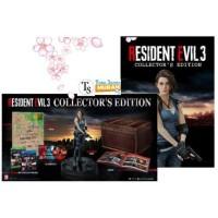 PS4 Resident Evil 3 Collector Edition Reg 3 - Kolektor RE 3 PS 4