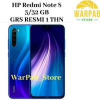 HP XIAOMI REDMI NOTE 8 3/32 GB - XIOMI MI NOT 8 RAM 3GB GARANSI RESMI