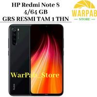 HP XIAOMI REDMI NOTE 8 RAM 4/64 GB - XIOMI MI NOT 8 GARANSI RESMI TAM