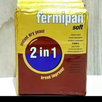 fermipan instant dry yeast (2 in 1 +pelembut) 500 gr