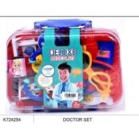 Mainan Anak Mainan Docter Koper Deluxe Medical Set 108K