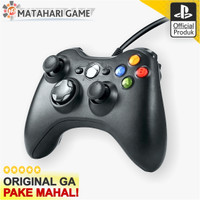 Stik Stick XBOX 360 Original Pabrik Wired Support Xbox 360 / PC -Putih