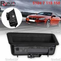 Trunk Release Switch Swit Handle Bagasi 51247118158 BMW E60 E87 E90 F0