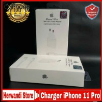 Charger Casan iPhone 11 Pro Max Ipad Pro 2109 Original 18Watt Apple