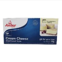 Cream Cheese Anchor kemasan 1 kg
