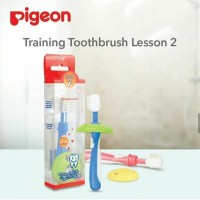 Pigeon Training Toothbrush Lesson 2