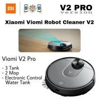 Xiaomi Viomi V2 Pro Robot Vacuum Cleaner and Mop - Robot vacum Pel