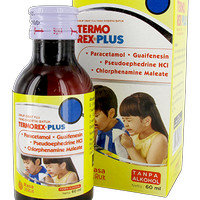 Termorex plus 60ml   Termorex   Termorex syrup