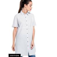 Dress Wanita EDITION Pin Tripe Eb42
