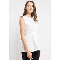 Blouse Wanita EDITION EB62 - WHITE