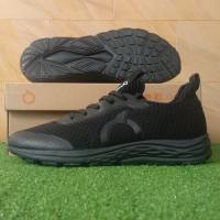 Ortuseight Harvard (Sepatu Running Casual) - All Black