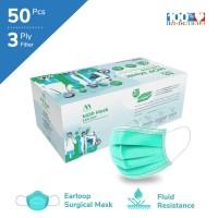 Masker Medis Multi One Plus - 3 Lapis Surgical Bedah - H
