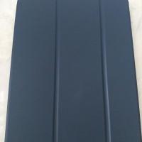 Smart case iPad Air 1 Air 2 Pro Gen 5 Gen 6 9.7 Silikon + Slot Pensil - Biru