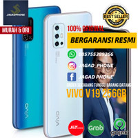 hp smartphone smart phone VIVO V19 (8GB/256GB) Androind gaming murah