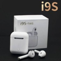Airpods i9s TWS Headset Bluetooth V5.0 Earphone Wireless TouchID Sport