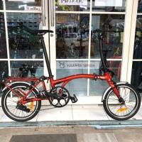 Jual Sepeda Lipat United Original & Terbaru 2020 - Harga