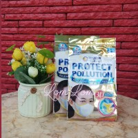 Masker Unicharm Protect Virus 2 pcs