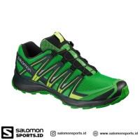 Somon Xa Lite Sepatu Lari Running Pria - Online Lime