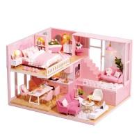 Miniatur Rumah Boneka / Diorama - Menjauhkan anak dari Gadget