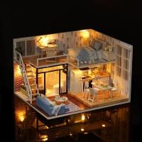 Miniatur Rumah Boneka Super Cute / Diorama