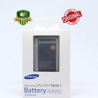 batre baterai samsung galaxy note 4 (ORI) - Putih