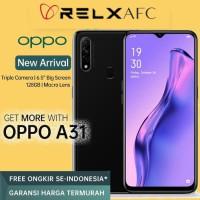 OPPO A31 2020 4/128 4 128 GB 4GB 128GB 4/128GB Garansi Resmi M Black