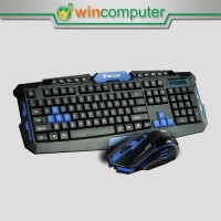 Rexus VR2 Gaming Combo (Keyboard + Mouse)