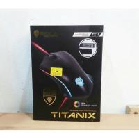 GAMING MOUSE RGB REXUS TX-10 TITANIX