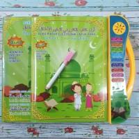 Ebook Mainan Anak Buku Pintar Muslim Islam 4 Bahasa E-Book