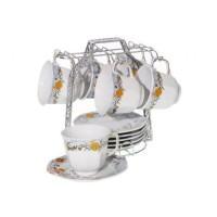 Vicenza Perlengkapan Minum Tea Set Original Cangkir Set C78-1 Ca78-1