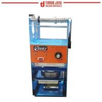 TERLARIS Cup Sealer Manual (alat press gelas plastik ) Merk ETON