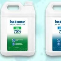 Instance Hand Sanitizer ( Gel ) 4 Liter
