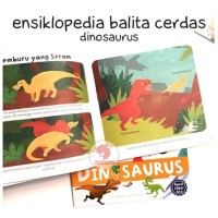 Zoetoys Ensiklopedia Balita Cerdas Buku Belajar Anak BIP Gramedia