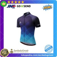 Pakaian Olahraga Kaos Baju Jersey Sepeda Pria Short Sleeve (ORIGINAL)