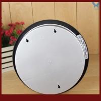 TLSY Rcfan Round Wall Clock Safe Box Home Multifunctional Analog Clock