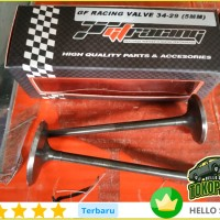 Baru Payung Klep Gf Racing By Sps Thailand Uk Uran 34 29 Mm In Ex Bata