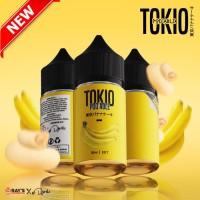 Liquid Tokio Podable (Sponge Cake Banana Custard) 10mg 30ml