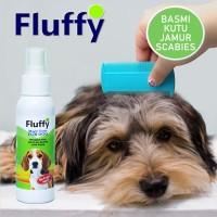 Obat Kutu Anti Jamur Bulu Jadi Halus shampoo anti rontok Anjing