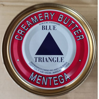Mentega Segitiga Biru / Blue triangle Butter