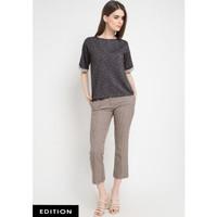 Kaos Wanita Edition EBS9 Terry Box Tshirt
