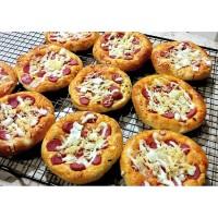 HOMEMADE PIZZA MINI (8 pcs)