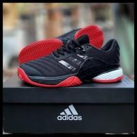 Ternama Sepatu Adidas Barricade Boost Mens Tennis Court Shoes Train