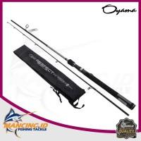 Joran Pancing Oyama Respect 6.0F Fuji Fishing Rod Spining Limited