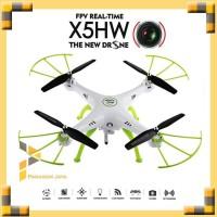 Drone Quadcopter Syma X5HW Wifi FPV With - Kamera HD 2 MP