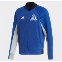 Jaket Adidas VRCT JACKET Bomber COLLEGIATE ROYAL Blue EB7626 ORIGINAL