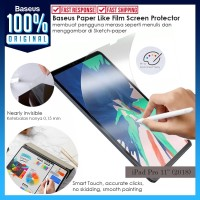 Screen Protector iPad Pro 2018 (11) BASEUS Full Cover Paper Like