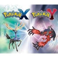 Pokemon X dan Y Paket Game untuk Komputer PC Laptop