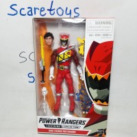 Power Rangers Dino Charge Merah Lightning Collection Kyoryuger